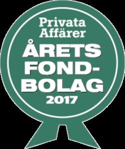 Årets fondbolag 2017