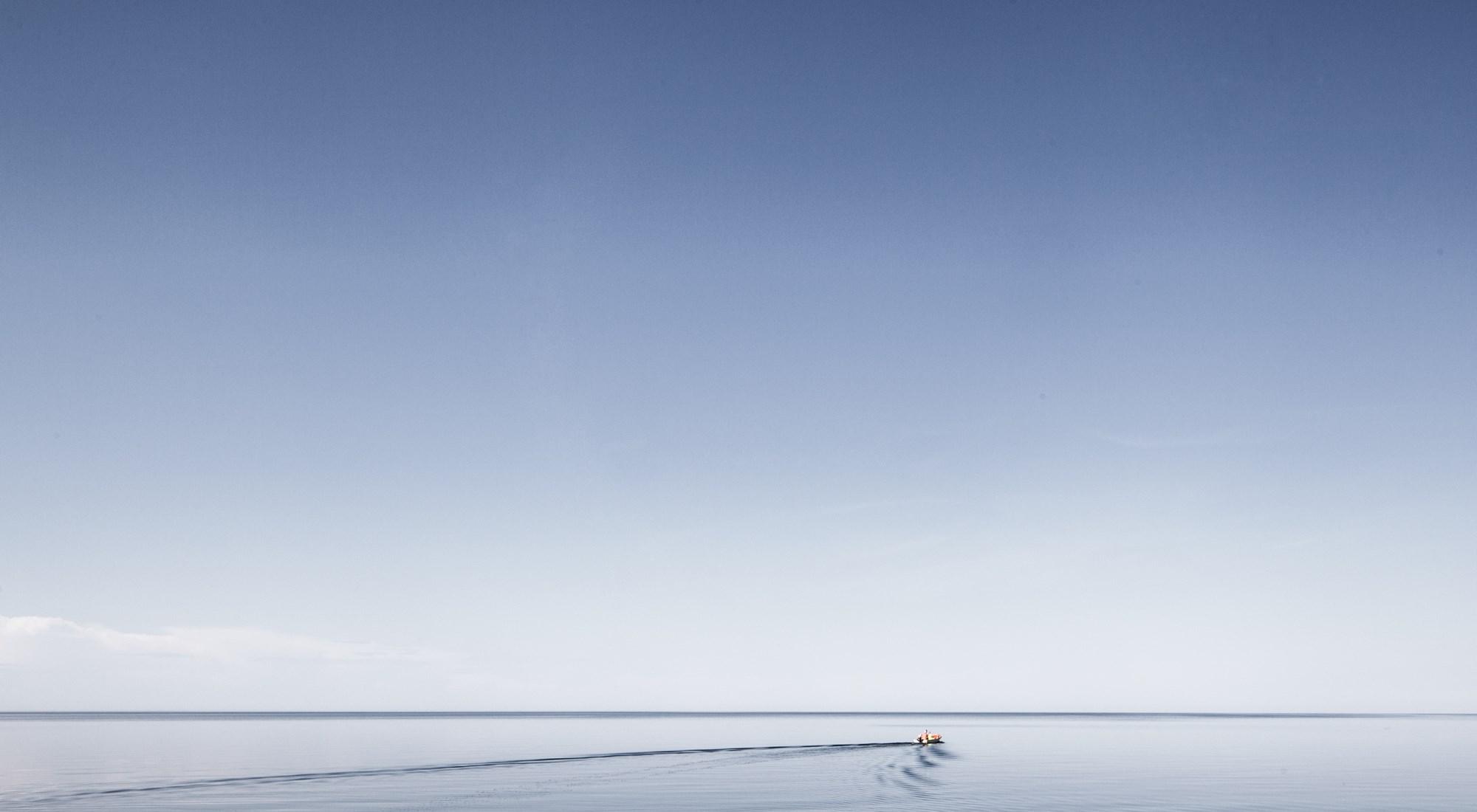 hav och himmel