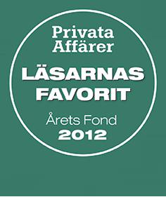 Läsarnas favorit 2012