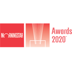 Morningstar  Awards 2020 kvadrat